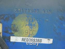 Desert Hog Red369360 Chariot Élévateur Batterie 24 V T123021