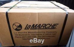 Det-tronics Eq2110ps Avec Lamarche A36dn-10-24v-a1-12l Chargeur De Batterie Float