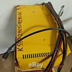 Energic Plus 24v / 30a 120v Monophasé Chariot Élévateur Chargeur De Batterie