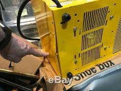 Energic Plus Battery Charger À 208vac Sortie 36v DC 60a Pour Chariot Élévateur, Tss 36/60