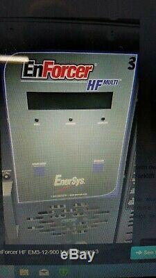 Enersys 24 Volts, La Batterie Élévateur À Fourche Chargeur, # Em3-12-900y Nouveau, 1599,00 $
