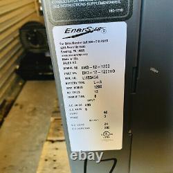 Enersys Enforcer Hf Eh3-12-1200 Chargeur De Batterie 480v/8a/3ph/60hz/1200amp Li53434