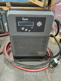 Enersys Impaq Chariot Élévateur Chargeur De Batterie Ei3 En 4y 3 Modules 24v / 36v / 48v