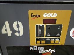Enersys Profondeur Chargeur Or D3g-12-850 24 Volts 850 Ah 208/240 / 480v 3 Phase