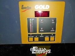 Enersys Profondeur Chariot Chargeur D3g-18-1050 Dans 208/240 / 480v 3 Phase Out 36v 168a