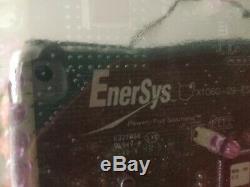 Enersys X1060-09-es3 Rev F Chariot Élévateur Conseil Chargeur De Batterie Circuit 2050 $ Nouveau