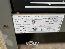 Exide Charger Chargeur De Porcs Lh3-18-1000 36 Volts 1000 Ah 208/240 / 480v 3 Phase