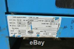 Exide D3e-24-1400y 48v 1400ah Chariot Chargeur De Batterie 24 Cell 480v Input