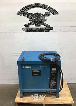 Exide E33-24-1050 1ph 208-240-416-448-480vac 48v Sortie Chargeur De Batterie
