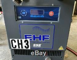 Exide Gnb Ehf Series 36 Volts Chariot Élévateur Chargeur De Batterie Ehf36t110