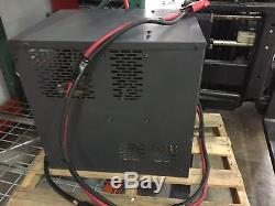 Exide Ironclad 24v 865ah 1ph Single Phase Input Forklift Battery Depth Chargeur