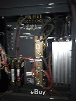 Exide Loadhog Modèle Chargeur De Batterie Industrielle Le1-18-850b 36volts 18cells