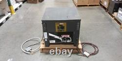 Exide Or Workhog Chariot Élévateur Chargeur De Batterie Modèle Wg3-24-680b