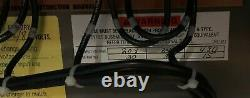 Exide Profondeur Chariot Chargeur De Batterie D3e-12-680 24v L-a 109amps 208/240 / 480v