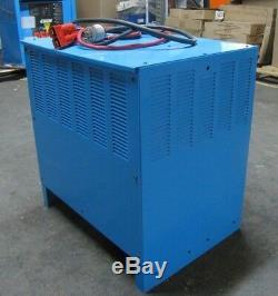 Exide Profondeur Chariot Élévateur Chargeur De Batterie D3e-12-680, 24v 109amps