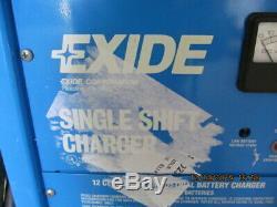 Exide Simple Décalage 12 Cellule 24 Volt Chargeur De Batterie Industriel Ssc-12-550z