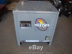 Facteur De Puissance, Chargeur De Batterie 24vdc Forklift 208/240/480 Single Phasenps12-600b