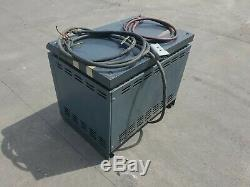 Fer Chargeur 100 3 Phase Chariot Électrique Chargeur De Batterie 36 Volts
