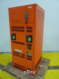 Ferro Control Chargeur De Batterie 48 Volts Emp24-865b3-2 Pf-2 Utilisé # 56676