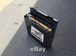 Forklift Battery 12-85-05 Withcover