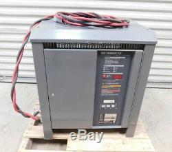 Gnb Chariot Chargeur De Batterie 36v Ph1 18 Cellules 600ah 93amp 208/240 / 480v (f3-1503)