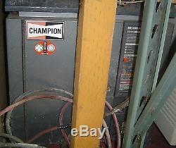 Gnb Chariot Élévateur Industriel Chargeur De Batterie Scr 100 Scr100-12-475s1