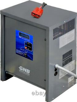 Gnb Ehy80m080 Industrial Order Picker Charger 80v 208/240/480 Nouvelle Open Box