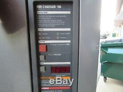 Gnb Fer100-12-600si Chariot Élévateur Chargeur De Batterie 24v 600 Ah Monophasé Vgc