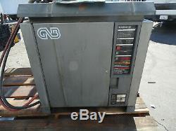 Gnb Fer100 18-600 S1 Chargeur 100 Chariot Élévateur Fer Chargeur De Batterie De La 1ph Avec Manuel