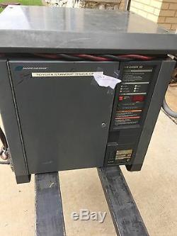 Gnb Industrial Power Scr100-18-475t1 +, Chargeur De Batterie Pour Chariot Élévateur 36 Vdc, 475 Ah