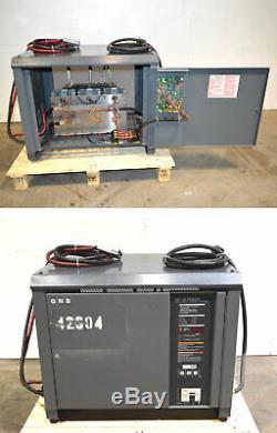 Gnb Scr100-18-965t1z Chargeur De Batterie Pour Chariot Élévateur 36v 3-ph 965-ah Dc-amp-out150 La
