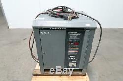 Gnb Scrflx-12-600t1z 24 Volt Chariot Chargeur De Batterie 600 Ah 3 Phase