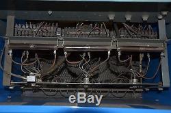 Gould Railcharger Forklift Chargeur 18 Cell La Batterie 36v 3ph Gfc-18-725t1