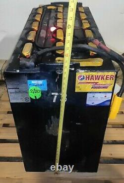 Hawker 18-125-15 36v Hilo/fork Batterie De Camion