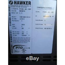 Hawker 24/36 / 48v Chariot Électrique Chargeur De Batterie 480v 3ph 1000ah