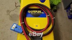 Hawker Lifeplus Tc3-lp-10kw Salut-freq Chargeur De Batterie Intelligent Chariot Élévateur
