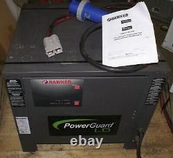 Hawker Powerguard LD 36v Batterie Chargeur Chariot Élévateur Électrique 180a 1200ah 3ph