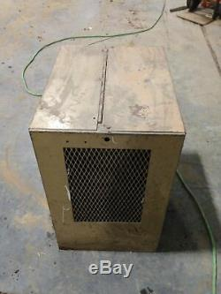 Hertner 3sf12-450 Chargeur De Batterie Pour Chariot Élévateur 24v 83a 450ah 1ph