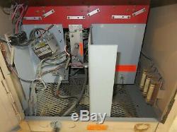 Hertner 3trc18-540s L-a Chargeur De Batterie Chariot Industriel 240/480 3 Phase B