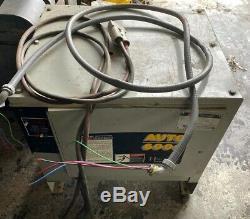 Hertner Chariot Chargeur De Batterie 36 Volt Phase 3 208/240/280 Tw18-680