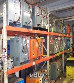 Hertner Forklift Chargeurs De Batterie 12 Volts 595 $ 48 Volts 995 $ Disponibles