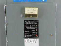 Hobart 48v 208-240/480vac Chargeur De Batterie Chariot Élévateur À Fourche 24 Cell