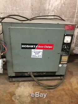 Hobart Chargeur De Batterie 36v Chariot Élévateur Chargeur De Batterie