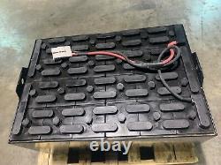 Ibc 48v 24-85-17 Chariot Élévateur Batterie Excellent État