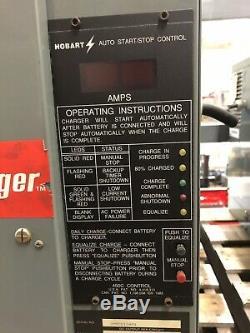 Industrial Battery Charger Chariot Élévateur 24 Volt Monophasé