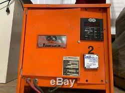 Industrial Gnb 24 Volt Chariot De Levage Chargeur De Batterie 1 Phase 208 240 480