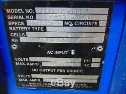 Industrial Gould Ferrocharger 24 Volt Chargeur De Batterie Chariot De Levage Panier