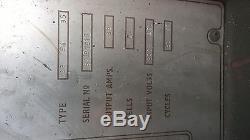 Lansing Bagnall Chargeur De Batterie Monophasé Pour Chariots Élévateurs 32 24 35