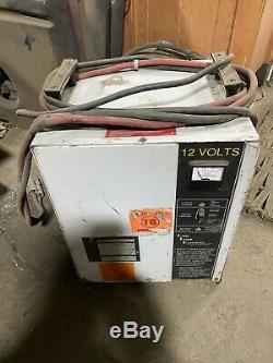 Ltd 300-600 Ah Chariot Élévateur Chargeur De Batterie, Entièrement Opérationnelle, 115v Unique Ph
