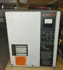 Ltd Products Ferro 510-12 Chargeur De Batterie Chariot Élévateur 24v 50a 120v Phase Unique